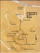 O'Brien's Hill Map